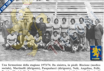 STAGIONE 73/74